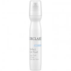 Восстанавливающий гель для кожи вокруг глаз с массажным эффектом (ролик) Perfect Eye Fluid, Declare, 15 мл