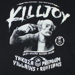 Футболка черная Yakuza Premium 2805