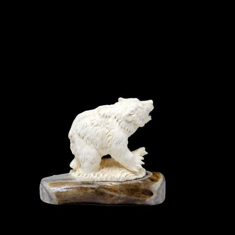 Статуэтка «Медведь 1»
