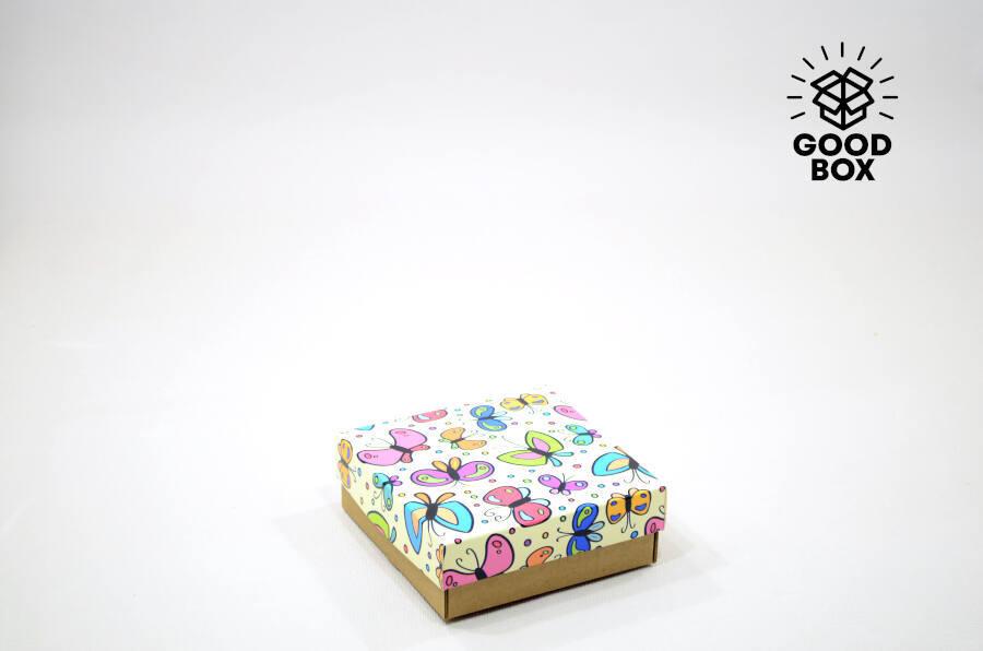 Весенняя коллекция картонных коробок