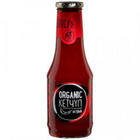 Rudolfs, Органический кетчуп томатный