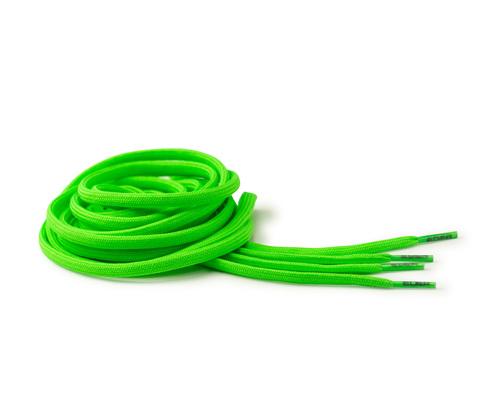 Шнурки для коньков Edea (зелёные)