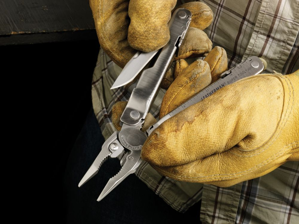 Мультитул Leatherman SuperTool 300 (831889) + Нож С33