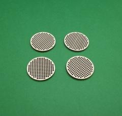 056-6682 Деревянная основа (4 шт) для вышивки, 35 мм