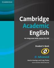 Cambridge Academic English C1 Advanced Student'...