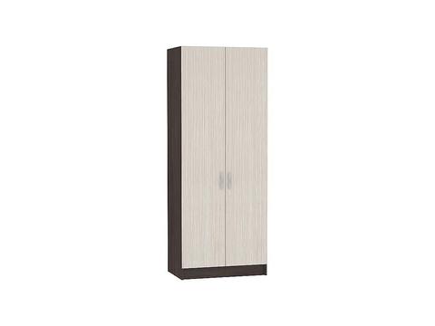 Шкаф двухдверный Бася ШК-553 Браво Мебель венге, дуб белфорд