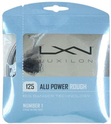 Струны теннисные Luxilon Big Banger Alu Power Rough 125 12.2M