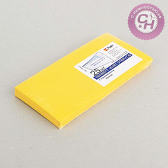 Конверт бумажный 11,4*22,9 см, силиконовая лента, 120г/м, 1 шт.