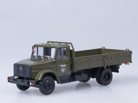 Модель ЗИЛ-4331 бортовой (ави100244х) учебный