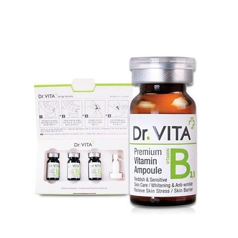 DR. VITA PREMIUM VITAMIN AMPOULE B 10ml x3