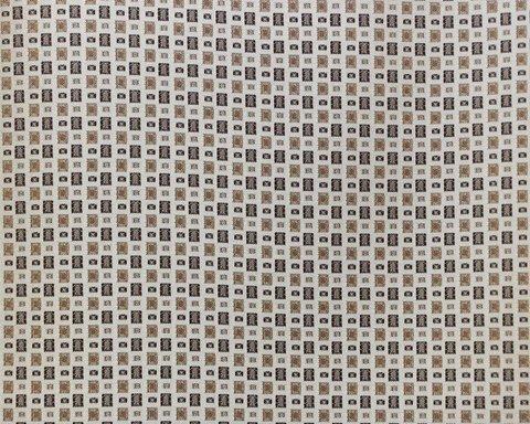 Портьерная ткань в современном стиле Хайп коричневый