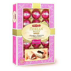 Шоколадные трюфели Победа тирамису с сыром маскарпоне 225 г