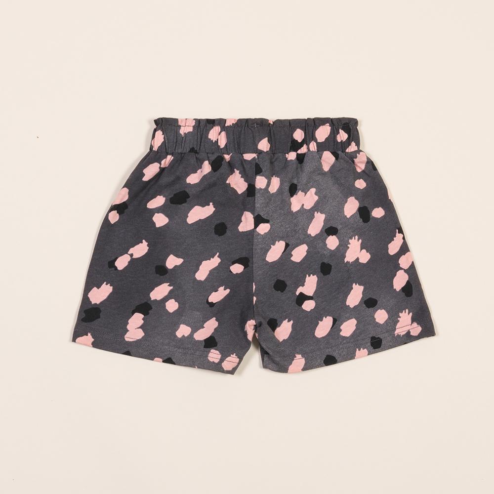 Детские женские шорты пижамные E20K-74D101