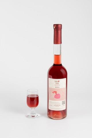 Moruq Likyoru/Наливка малиновая/ Raspberry Liquor