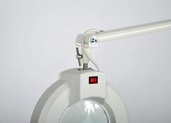 Лампа-лупа Med-Mos (СН-2) с кронштейном
