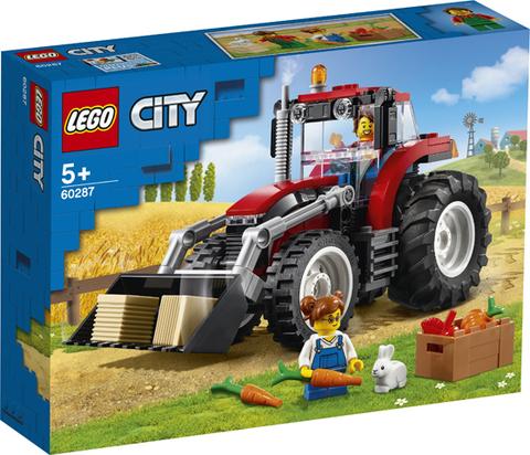 Lego konstruktor City Tractor 6