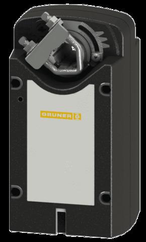Gruner 341C-024-05-S2 электропривод с моментом вращения 5 Нм