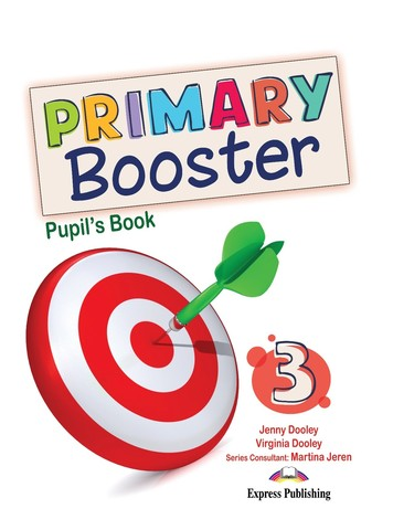 Primary Booster 3 PUPIL'S BOOK (INTERNATIONAL)