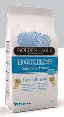 Сухой корм Golden Eagle Hypo-allergenic Salmon& Potato Гипоаллергенный Лосось и Картофель