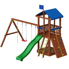 Детская игровая площадка «Джунгли 4»