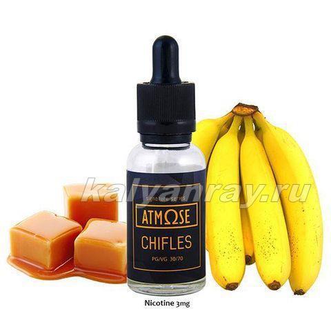 Жидкость ATMOSE - CHIFLES 3 мг никотина