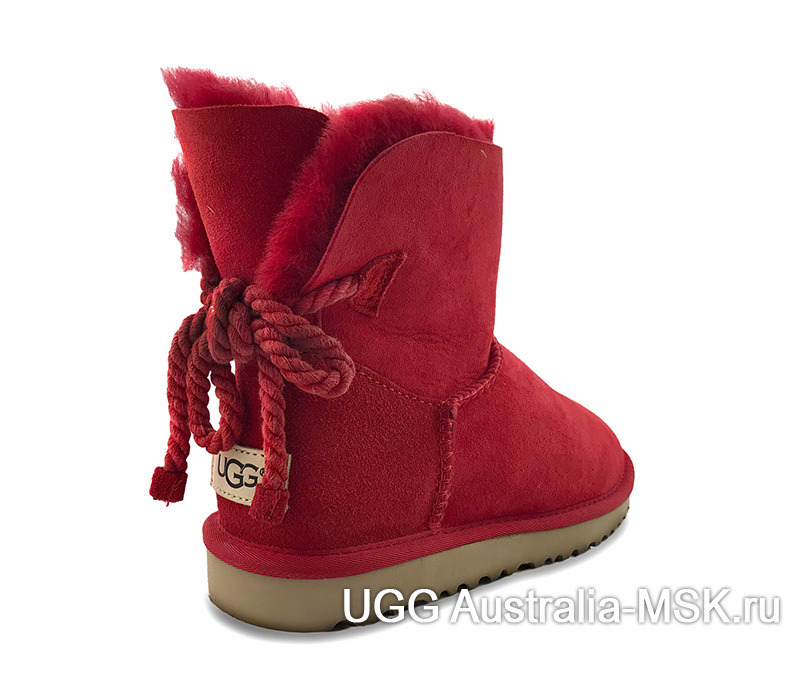 UGG selene Mini Red