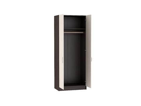Шкаф двухдверный Бася ШК-552 платяной Браво Мебель венге, дуб белфорд