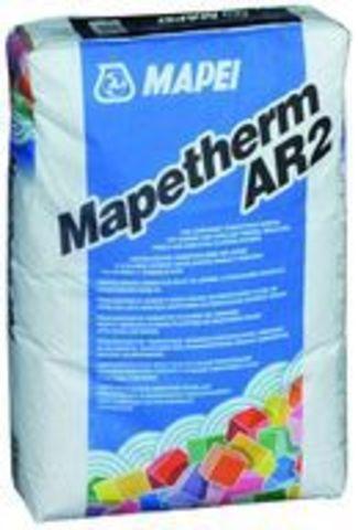 Mapei Mapetherm AR2/Мапей Мапетерм АР2 однокомпонентный цементный состав для приклеивания и выравнивания теплоизоляционных панелей
