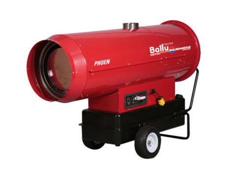 Теплогенератор мобильный дизельный - Ballu-Biemmedue Arcotherm PHOEN 110