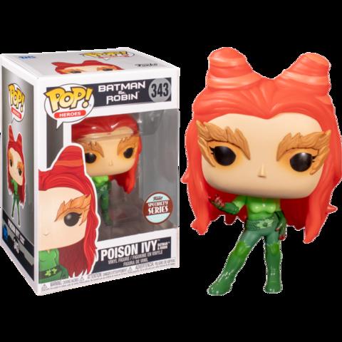 Фигурка Funko Pop! Heroes: Batman & Robin - Poison Ivy (Excl. to Specialty Series)