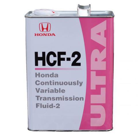 HONDA ULTRA HCF-2 Масло трансмис. для вариаторов (пластик/США)
