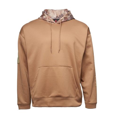 Толстовка с капюшоном KRYPTEK OPS hoodie  Highlander™/coyote