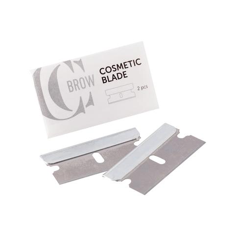 Лезвие для заточки косметических карандашей CC Brow (1уп-2шт)