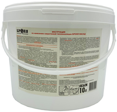 Жидкая теплоизоляция (напыляемый утеплитель, краска, изоляция, покрытие) Броня Фасад / Фасад НГ