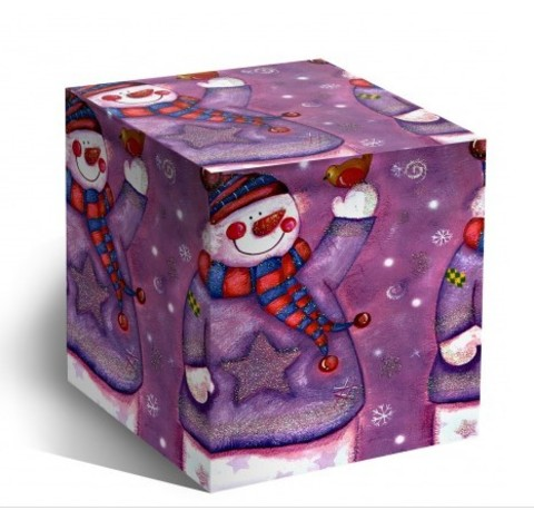 060-0150 Коробка квадратная