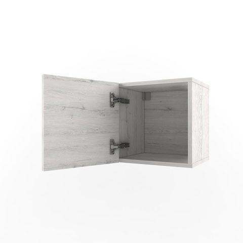 Полка Куб с фасадом «Нью тон»