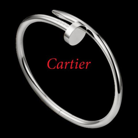 Браслет Cartier Juste un Clou bracelet (white gold)