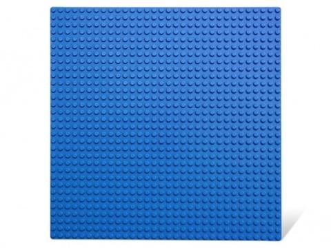 LEGO Creator: Синяя строительная пластина 620 — Blue Building Plate — Лего Креатор Создатель