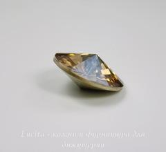 1122 Rivoli Ювелирные стразы Сваровски Crystal Golden Shadow (14 мм)