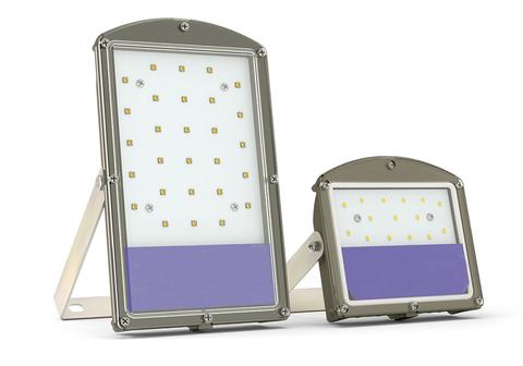 Унифицированный светодиодный прожектор малой и средней мощности  Svetilium Turtle