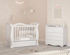 Детская кроватка с универсальным маятником Гандылян Габриэлла люкс