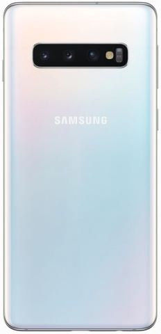 Смартфон Samsung Galaxy S10 8/128GB (Snapdragon 855) G9730 (Перламутр)