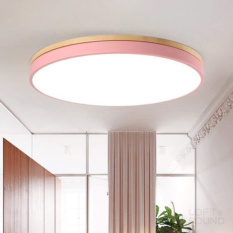 Потолочный светильник Lampatron style Disc D
