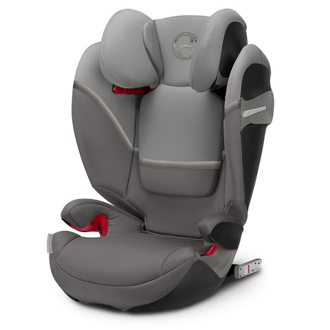 Автокресло Cybex Solution S-Fix Soho Grey
