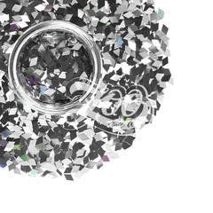 Ромбики для дизайна Zoo (серебро)