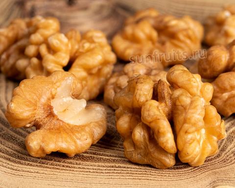 грецкий орех из Узбекистана купить в Москве