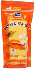 Скраб соляной для тела с экстрактом папайи Yoko