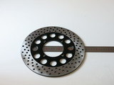 Тормозной диск задний Suzuki Bandit 400 GSF400 91-95