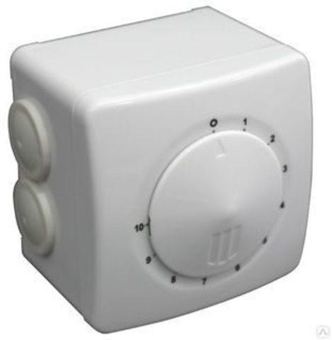 Потенциометр 10 К IP54 для EC-вентиляторов