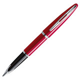 Waterman Carene Glossy Red Lacquer ST перо золото 18Ct F (S0839580)